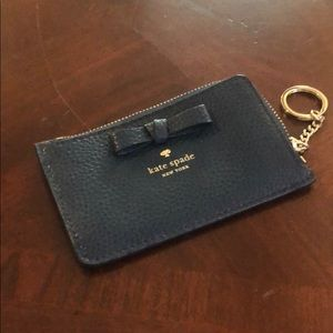 Kate Spade Card Holder and Key Fob